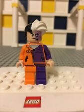 Lego (AUTHENTIC) DC Two-Face Minifigure marvel super two face 6864 Minifigure A5