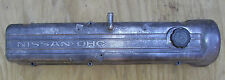 1980-83 DATSUN 280ZX INLINE 6 OHC VALVE COVER OIL CAP VERY NICE SHAPE OEM Nissan