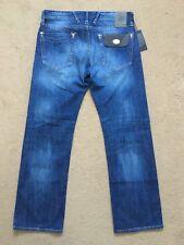 "REPLAY BILLSTRONG Men's Stretch Regular Classic Fit Blue Jeans, W33"", L31"", £145"