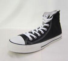 unisex Fila Negro Con Cordones Zapatos Planos Cult Alto cvs- UK11 EUR 12