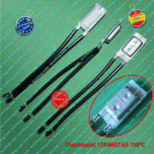 Termostat (1Pz) 17AM027A5 100ºC contact  NC, Switch Thermostat