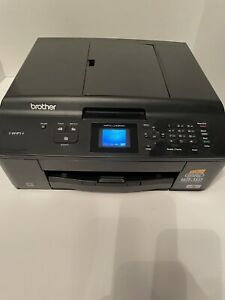Brother MFC-J430W Inkjet All-in-One Wireless Color Printer Copier Scaner Fax NOS