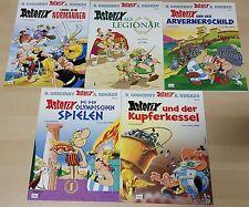 Comics Asterix & Obelix Sammlung Band 9,10,11,12,13,ungelesen/neuwertig 1A