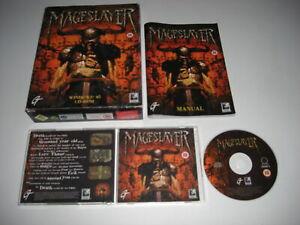 MAGESLAYER Pc Cd Rom Original Mage Slayer BIG BOX