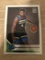 2019-20 Panini Donruss Optic Jaylen Nowell Rated Rookie Base Mint RC #155
