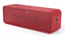 Anker SoundCore Bluetooth 4.0 Portable Wireless Speaker Red for iPhone/iPad