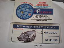 39520 FARO PROIETTORE (HEAD LAMP) DX H4 PRED.REG.ELETTRICA YARIS 07/2003->2005