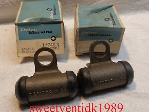 'NOS' FRONT Wheel Cylinders...1957-1960...Edsel, Ford, Mercury, Thunderbird..+.