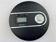 Portable cd player Memorex MD6443 Black Silver Compact Disc Player