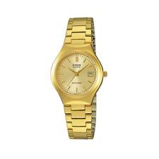 Orologio CASIO mod . LTP-1170N-9ARDF Donna acciaio dorato con data vintage