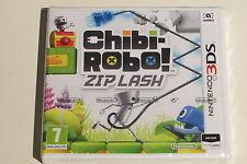 New Sealed Nintendo 3DS Game & amiibo Chibi Robo 2DS Region EUR