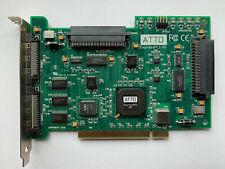 More details for atto express pci dc scsi controller 0046-pcbx-000