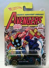 "Hot Wheels Black Panther ""QOMBEE""  Infinity War 2018 Marvel Avengers 3/7"
