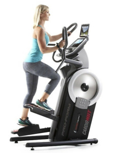 Proform Cardio Hiit Elliptical Cross Trainer (used) RRP £1099