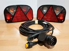 Lichtanlage Multipoint II  13 polig   4 Meter Kabel