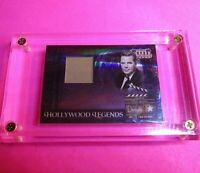 2007 Donruss Americana GLENN FORD Hollywood Legends Swatch Relic Card #d 220/350