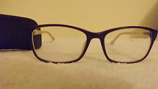 CONVERSE 15 BROWN FRAMES, BEIGE TEMPLE ARMS GLASSES DESIGNER MODEL 15