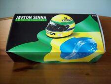 1/18 Ayrton Senna McLaren Honda MP4/6 champion du monde 1991