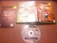Microsoft OG Xbox CIB Complete Tested Armed and Dangerous Ships Fast