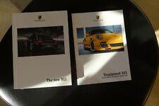 Porsche 911 Publications, Mint Condition