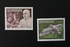 Timbres / Stamp LUXEMBOURG Yvert et Tellier n°1157 à 1158 N** (cyn10)