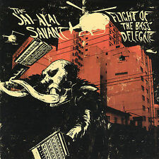 Flight of the Bass Delegate by The Jai-Alai Savant (CD, Apr-2007, Gold...