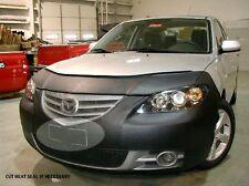 Lebra Front End Mask Cover Bra Fits MAZDA 3 Sedan 2003-2006 Exc 'i' & Mazdaspeed