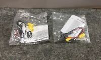 NEW LOT OF 2 BUSS 300V GMF5 WIRING FUSE KITS 5A