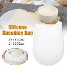 Silicone Kneading Dough Bag Flour Mixing Preservation Bags Kitchen Baking  UK!