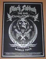 Shepard Fairey Black Sabbath The End Tour Poster Art Print 2016