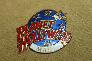 Planet Hollywood Pin - Original Logo Pin - Maui