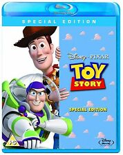 Toy Story - Special Edition [Blu-ray Movie, Disney, Region Free, 1-Disc] NEW
