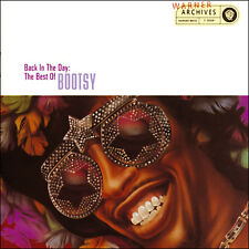 BOOTSY COLLINS * 14 Greatest Hits * New CD* All Orig Songs *Bootsy's Rubber Band