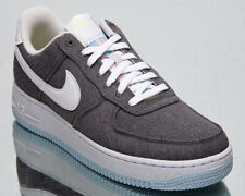 Nike Air Force 1 '07 Recycled Canvas Men's Iron Grey White Lifestyle Sneakers