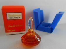 Miniature de parfum Fantasme de Ted Lapidus EDT 4 ml plein avec b