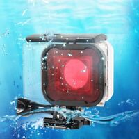 For Xiaomi yi 2 Sports Action Camera UV Filter Diving Protective Lens Cover Case