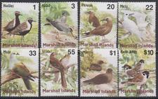 BIRD202  -  BIRDS STAMPS MARSHALL ISLANDS 1999 BIRDS COMPLETE SET MNH