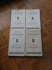 Anabasi (La Spedizione Di Ciro) - Senofonte - Pierrel Editore - 1970