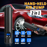 Wireless Tyre Tire Inflator Portable Compressor Digital Car Air Pump