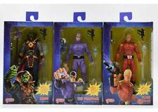NECA Defenders of The Earth Ming Phantom Flash Gordon 3 Action Figure Set 18 cm