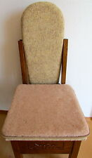 Chair Pillow Seat Pad Car Seat Cushion - 1 Pieces 100% Wool 40x40cm