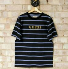 Guess Stripe Oversized T-shirt