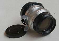 Soviet KMZ PO2-2M 2/75mm lens for ARRI Red One Arriflex PL movie camera EXC.