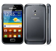 Brand New Samsung Galaxy Ace Plus (Unlocked) Android 3G Wifi GPS 5MP Smartphone