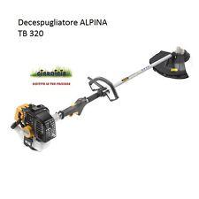 DECESPUGLIATORE ALPINA TB 320
