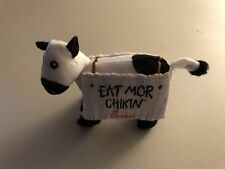 Chick-Fil-A Cow Plush Eat Mor Chickn /Brand New /