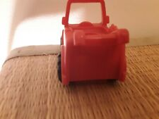 Fisher Price Little People Red Fire Truck