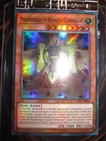 YU-GI-OH! SR PHOSPHORAGE LE SEIGNEUR ELEMENTAIRE FLOD-FR026 NEUF EDITION 1