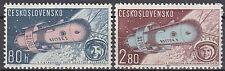 CSSR n. 1413-1414 ** WOSTOK 5 e 6 WOSTOK