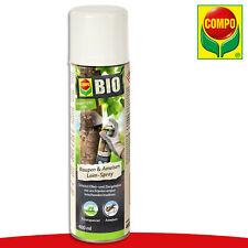 COMPO 400ml Bio Anti-chenilles & Fourmis Colle Spray Cheimatobies Combat Arbres